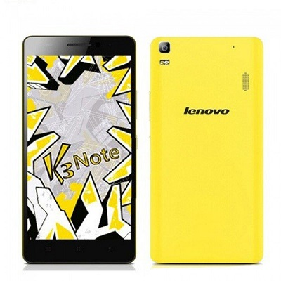 Lenovo IdeaPhone K3 Note (k50-t5) 16Gb 2Gb RAM yellow3