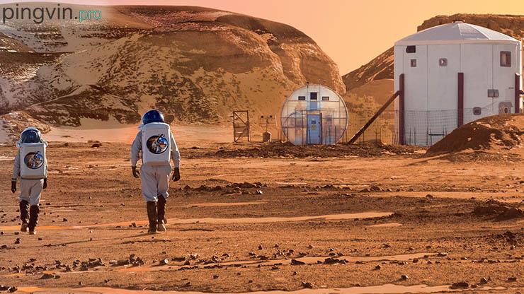Проект Mars One з колонізації Марса збанкрутував