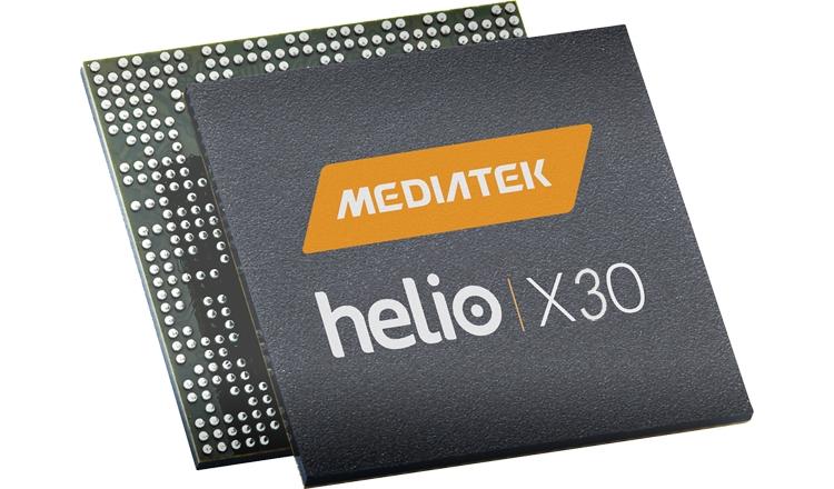 Mediatek: Helio X30