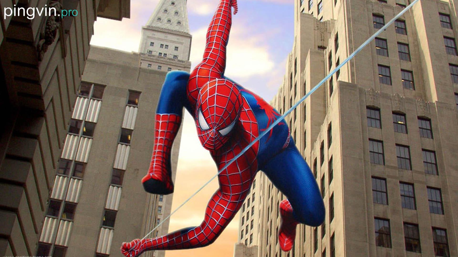 Spider-man, Людина павук