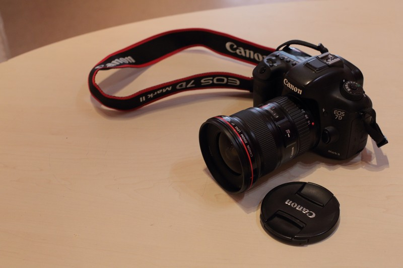Canon ESO 7D Mark II