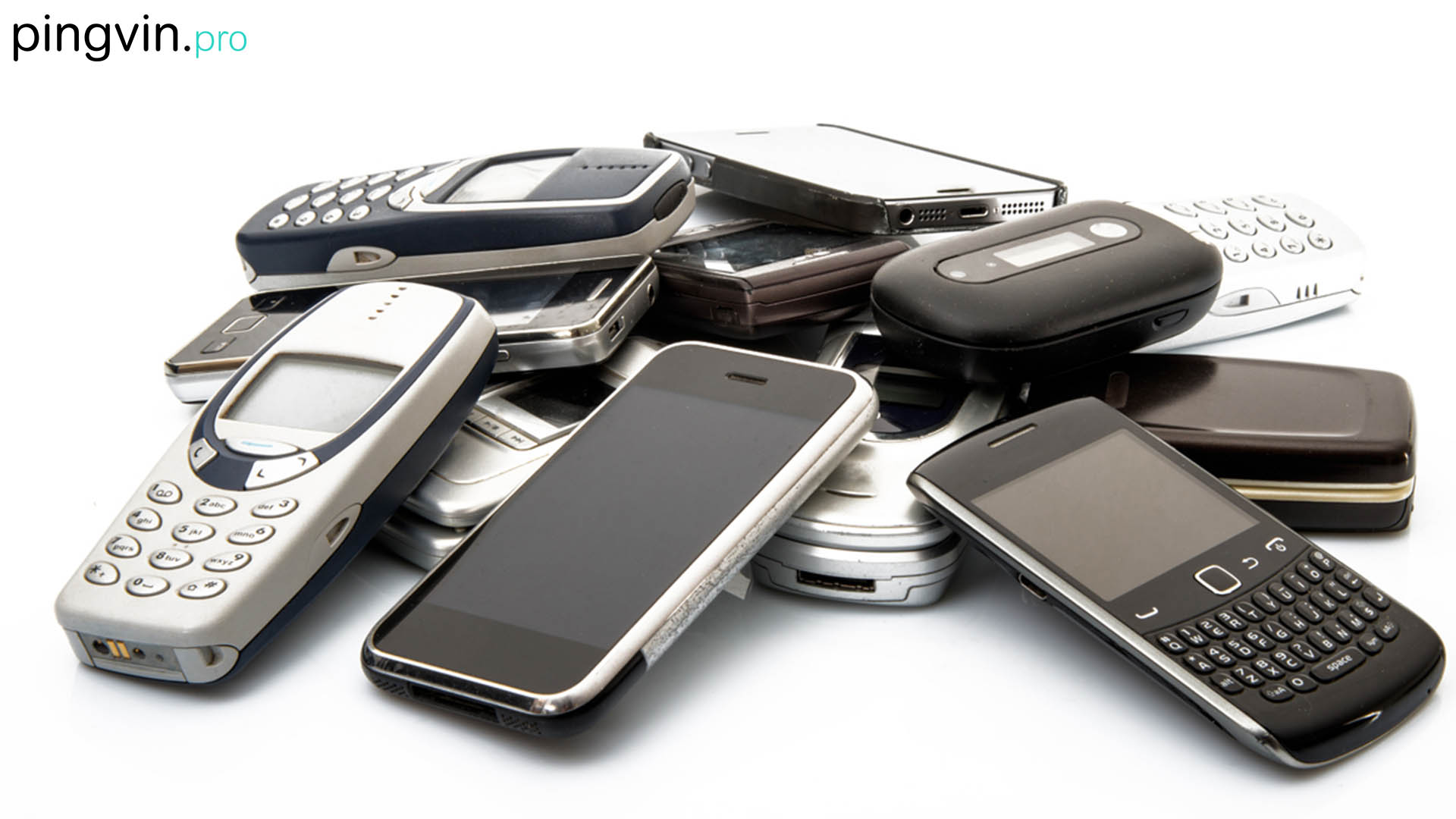 телефони з 2G/3G