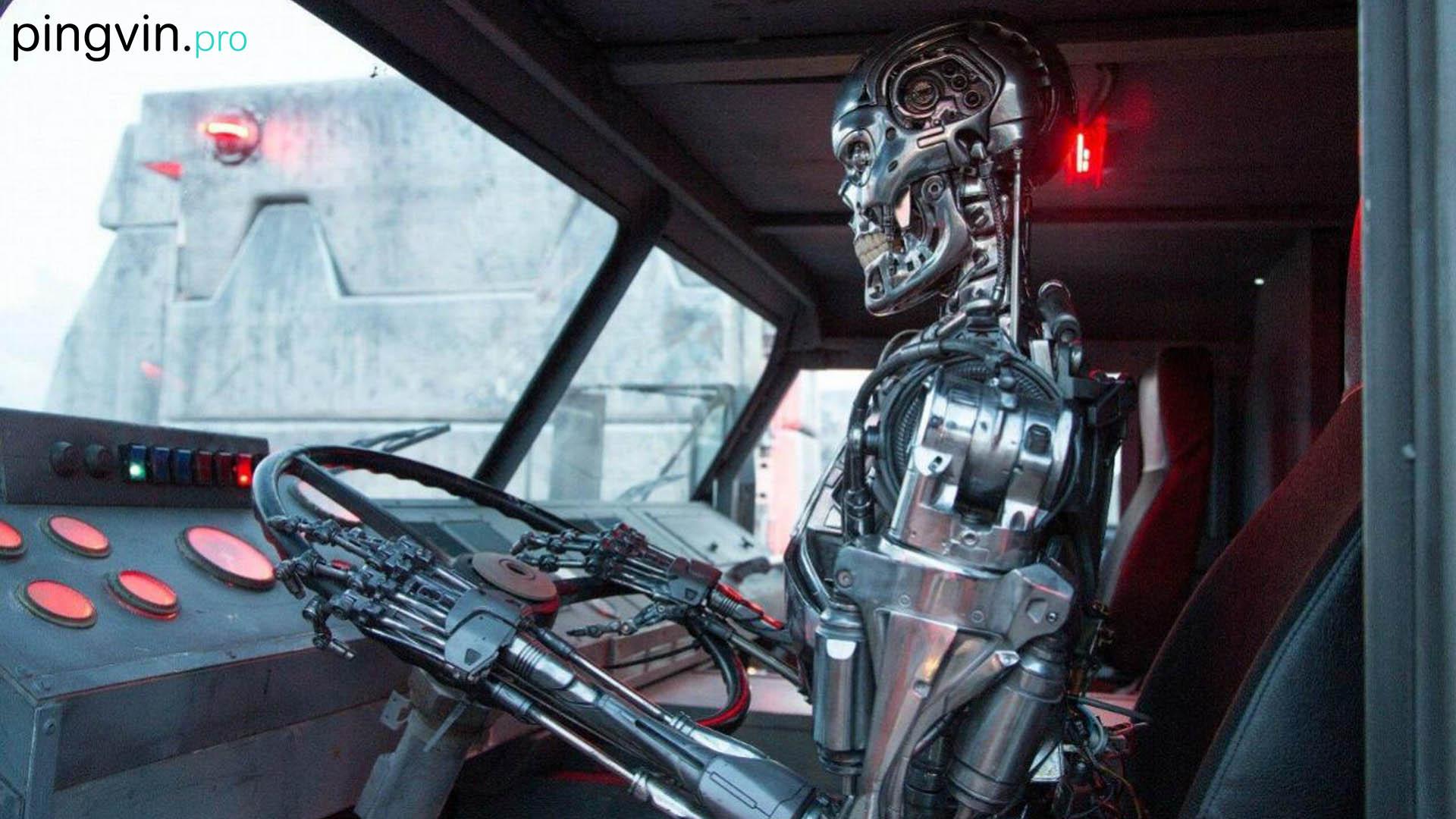 jason the robotic machine