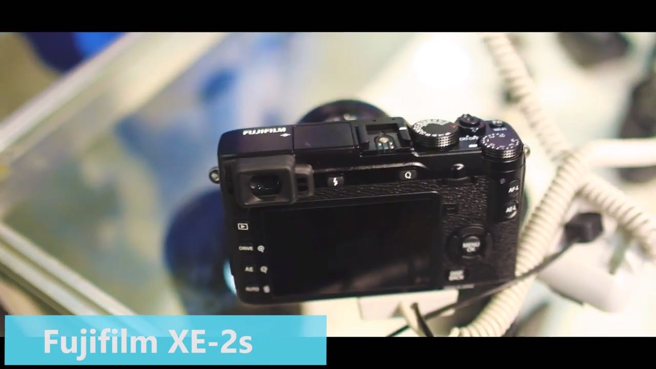 Fujifilm XE-2s на CEE 2016