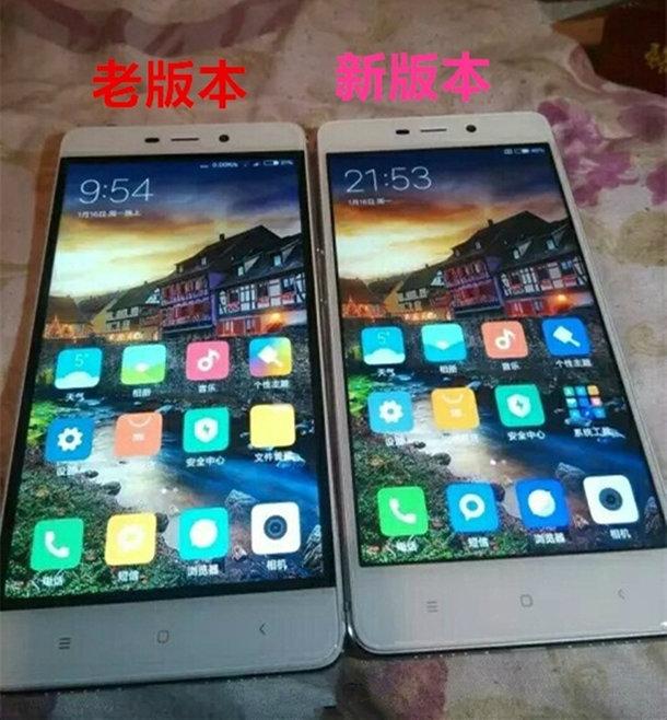 Xiaomi Redmi 4 - нова партія
