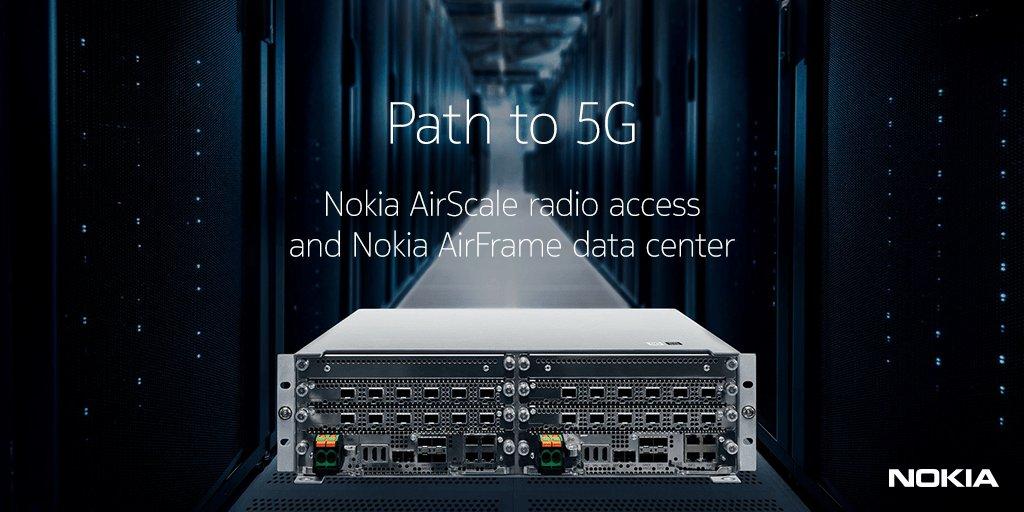 Nokia - 5G технологія