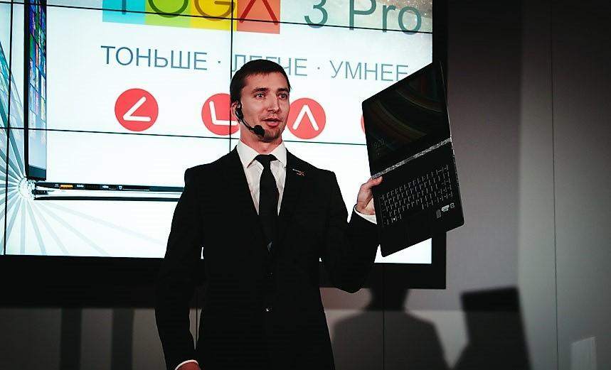 Тарас Джамалов (Lenovo Ukraine)