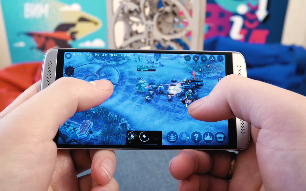 Amazon працює над сервісом для запуску консольних ігор на смартфонах