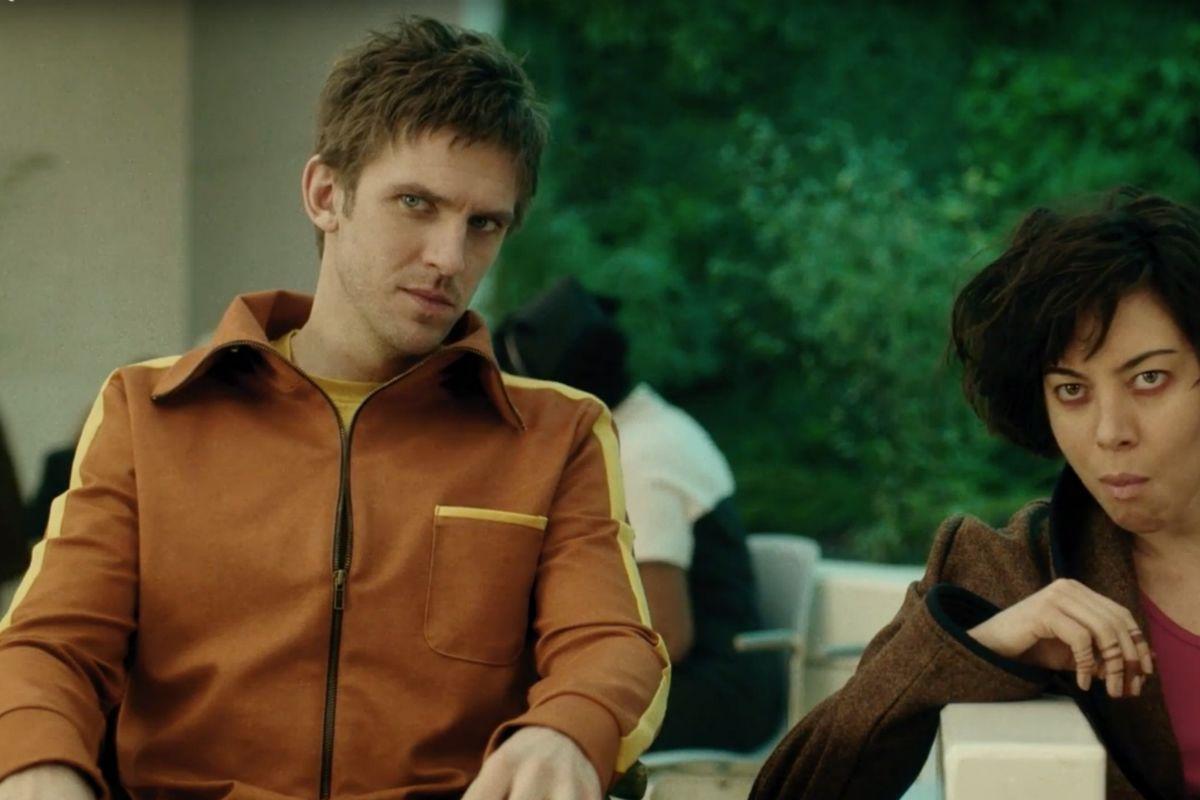 Девід і наркоманка