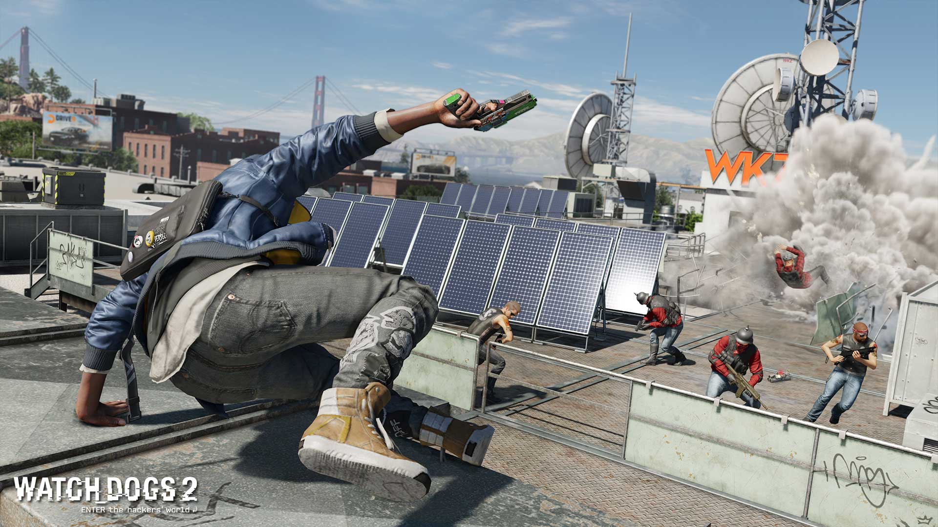 Watch Dogs 2 (Epic Games)