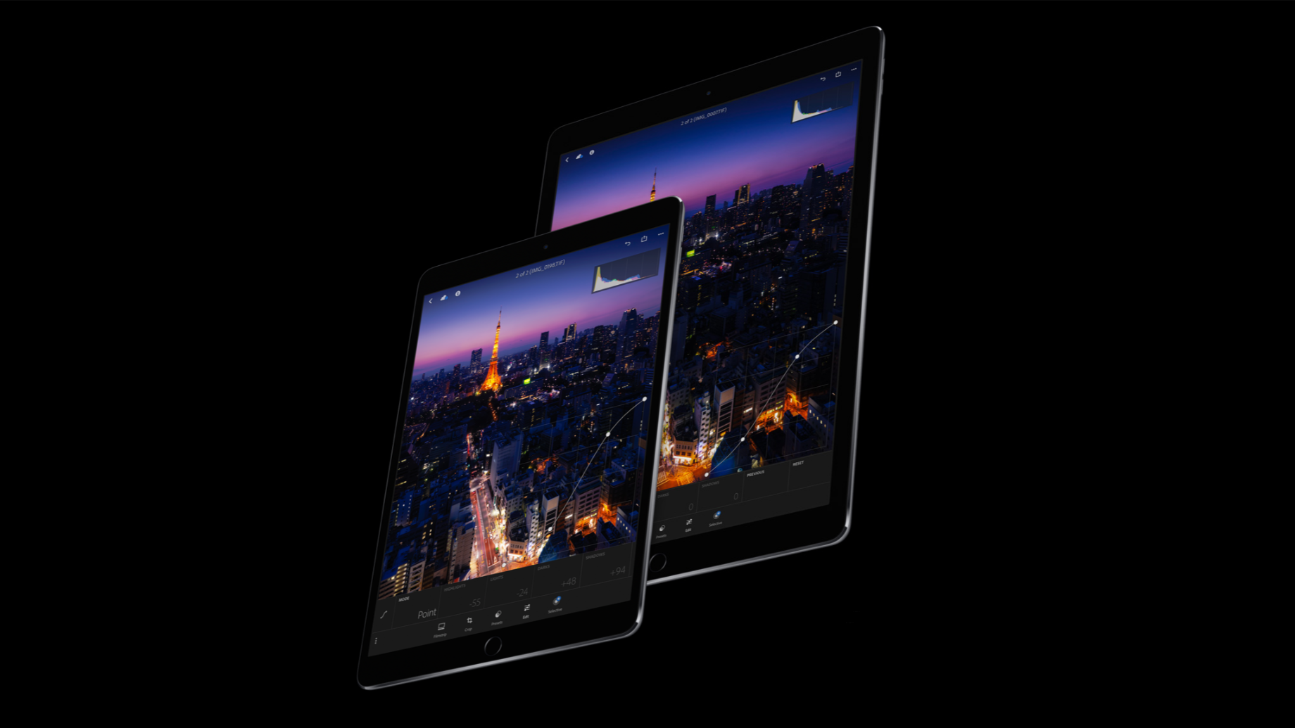 Apple iPad Pro 10.5'' та 12.9''