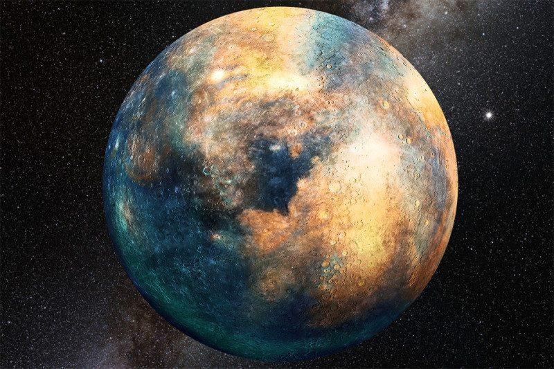 Невідома «десята» планета