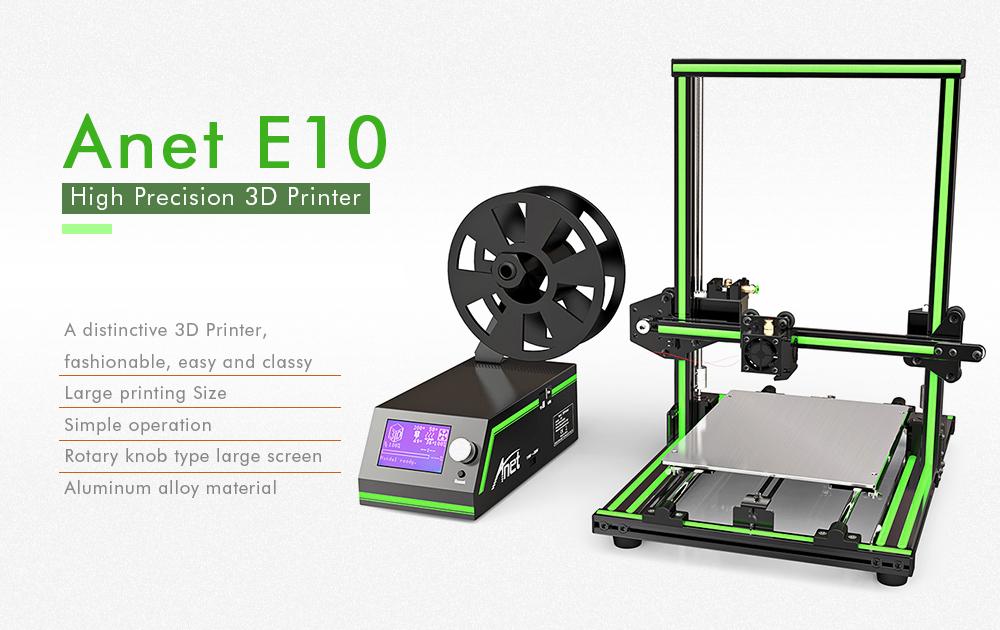 Anet E10 3D-принтер