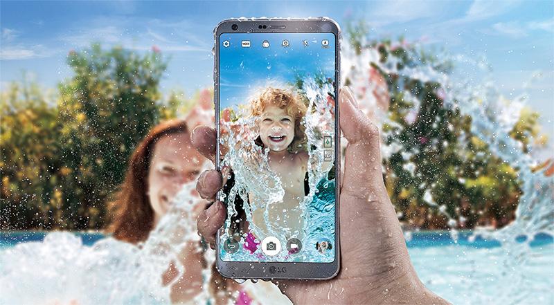 Huawei працює над смартфоном зі стандартом захисту IP69