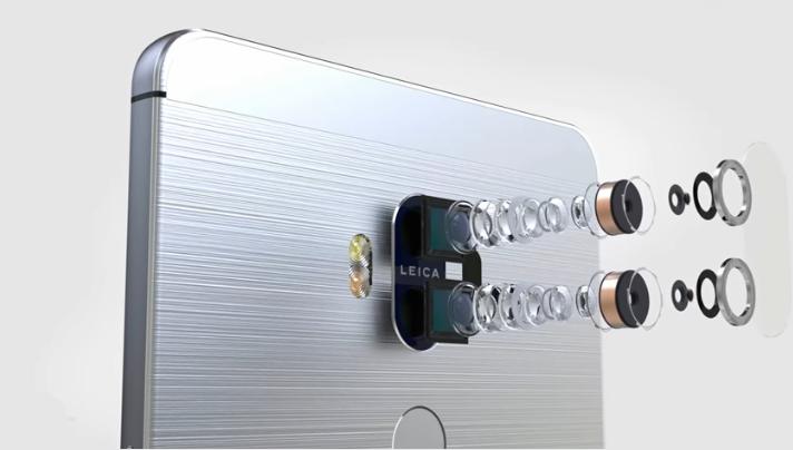 Huawei Mate 10 (можливий вигляд)
