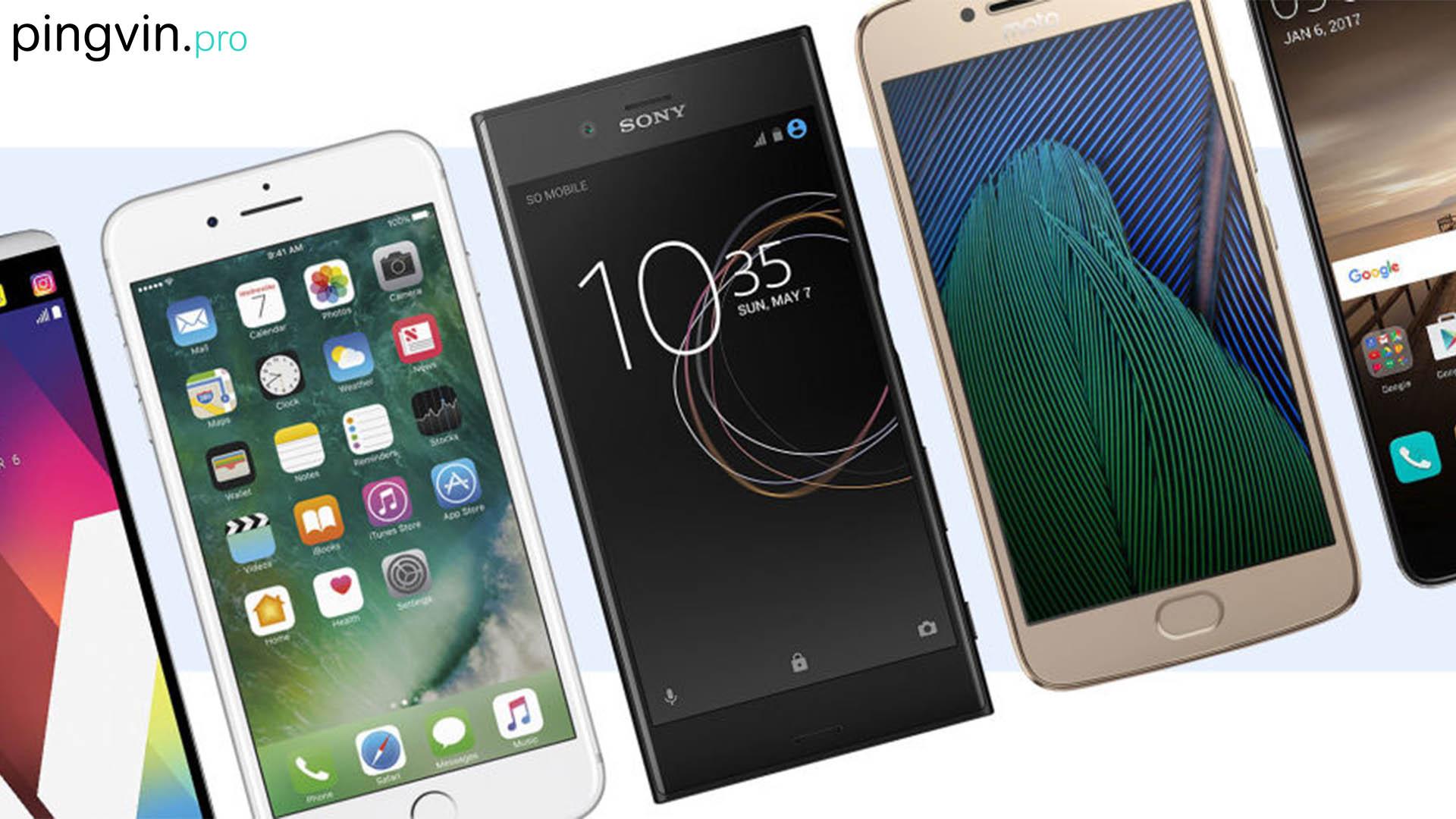Huawei, Xiaomi, Oppo і Vivo захопили китайський ринок