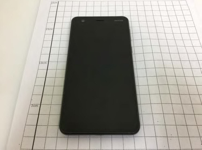 Nokia 2 - фронтальна сторона