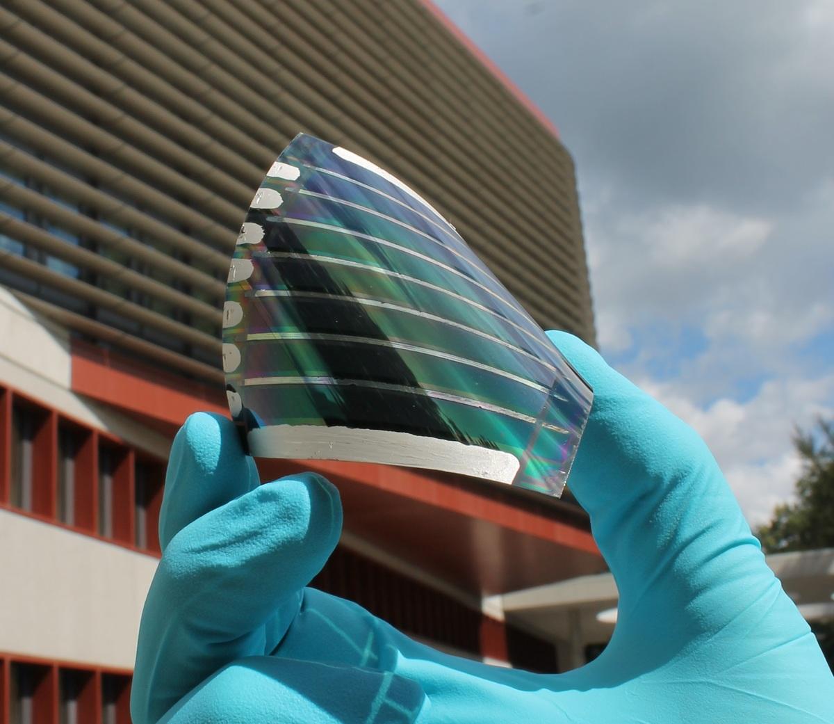 Сонячний акумулятор