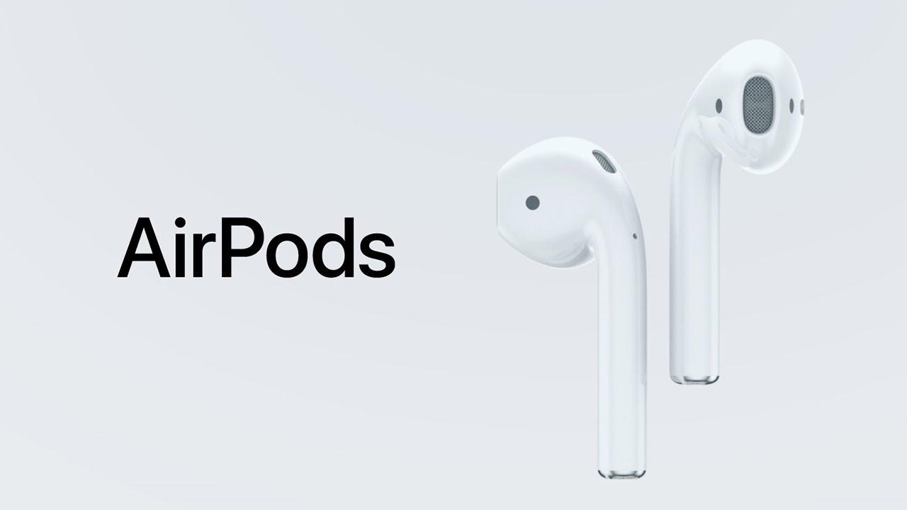 Apple готує бездротові навушники AirPods 3
