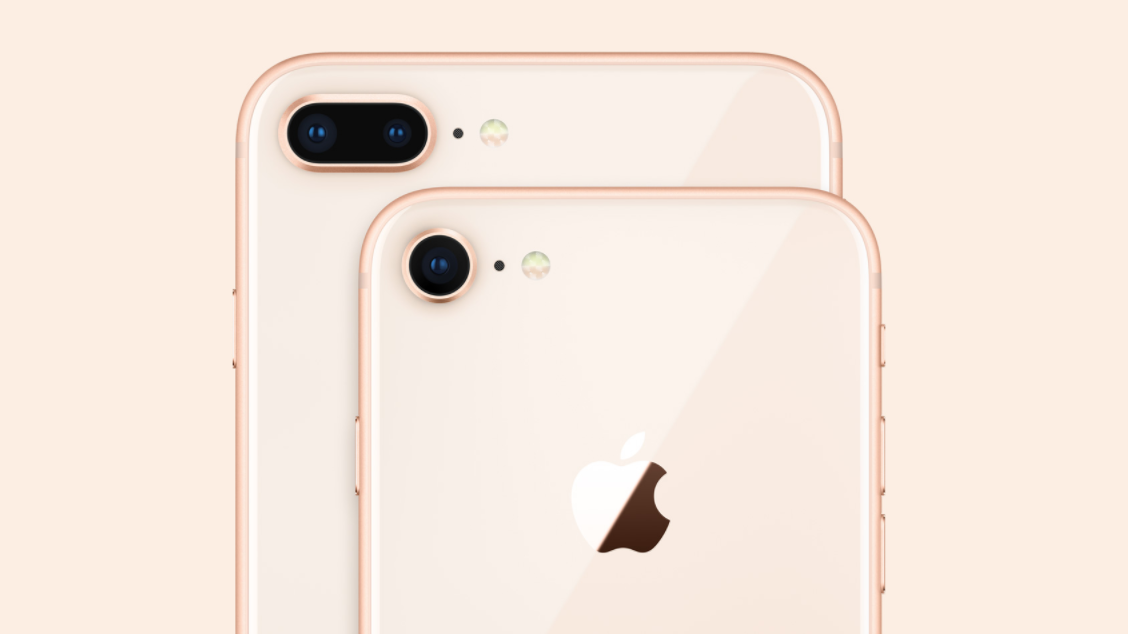 iPhone 8 та iPhone 8 Plus