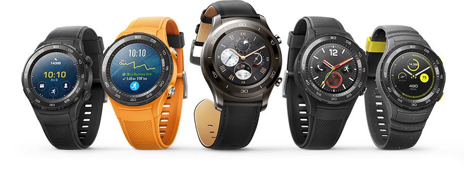 Huawei готує розумні годинники, які можуть отримати Wear OS