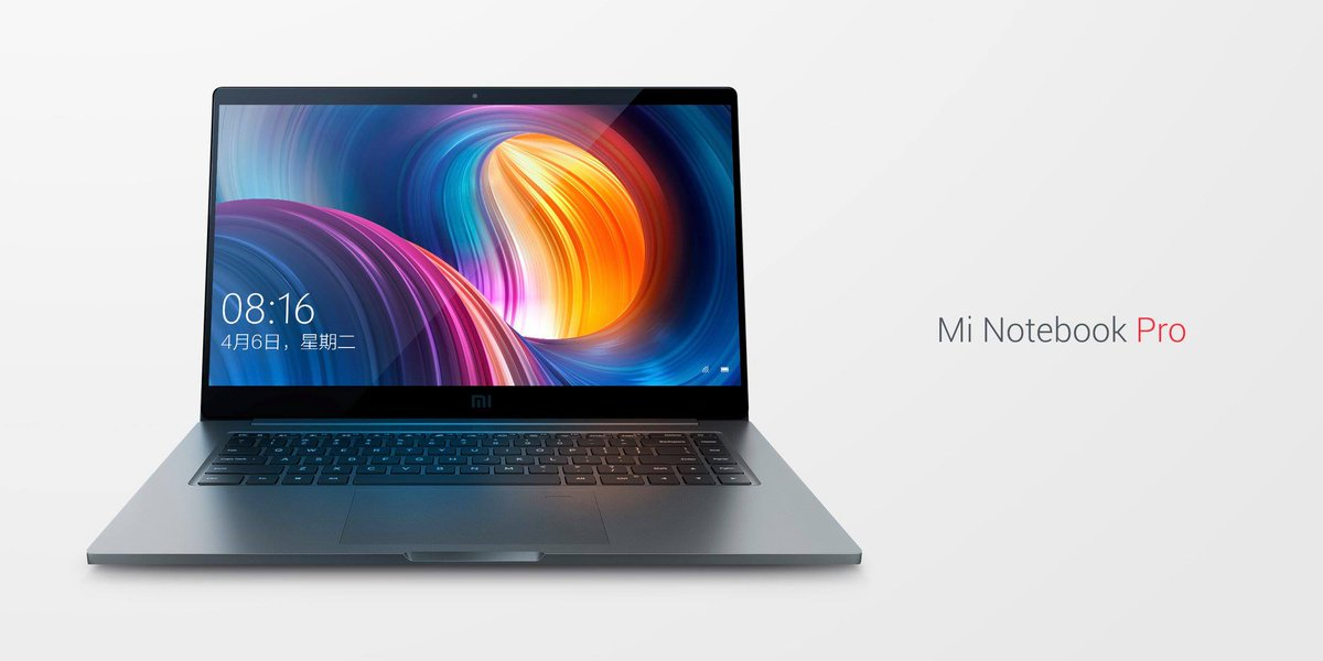 Xiaomi Mi NoteBook Pro 15.6 (2017)
