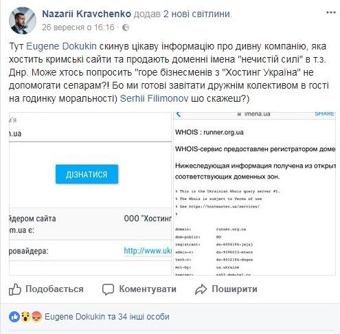 Nazarii Kravchenko
