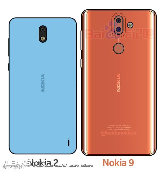 Nokia 2 / Nokia 9