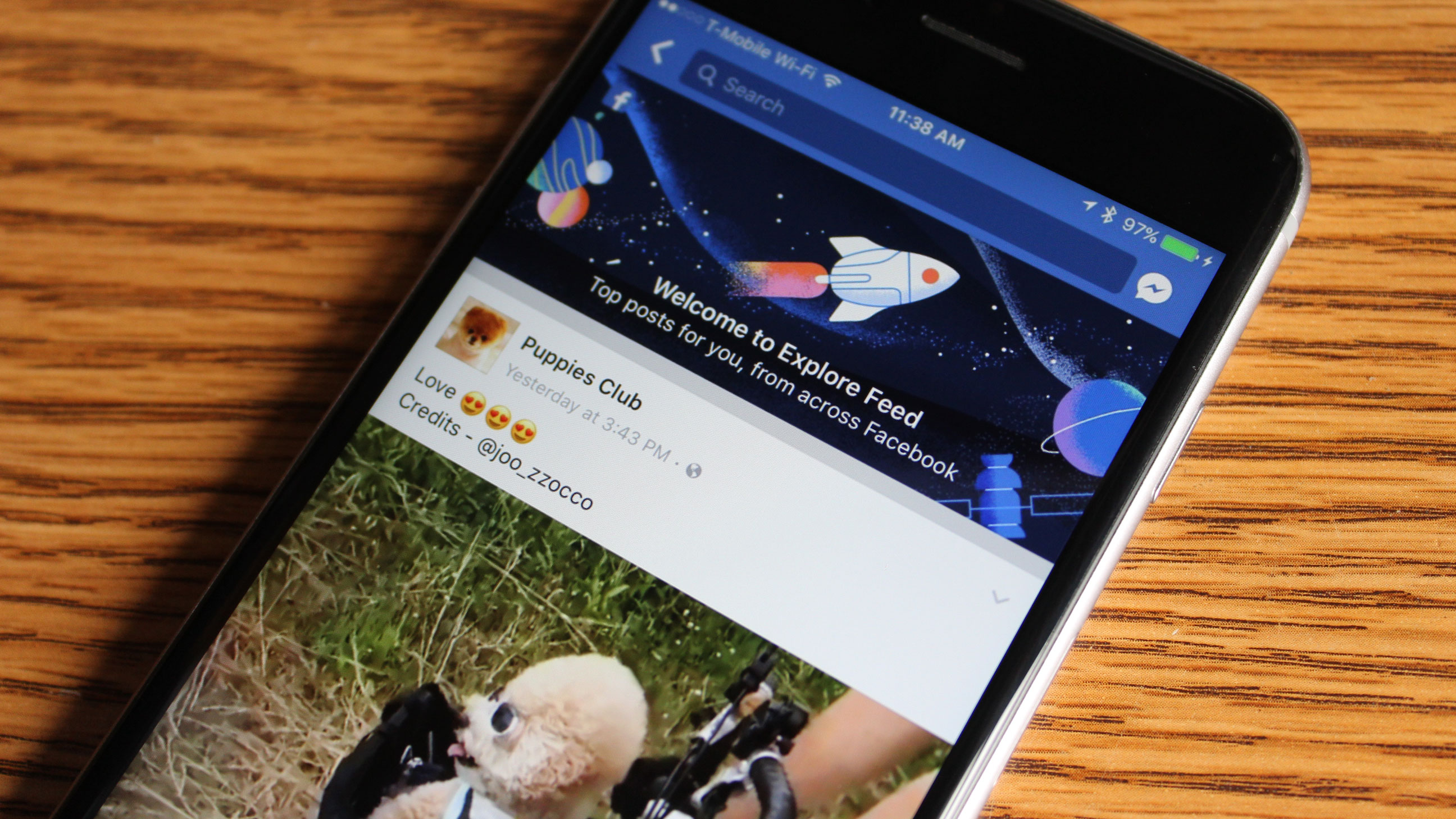 Соцмережа Facebook запустила нову стрічку новин «Цікаве»