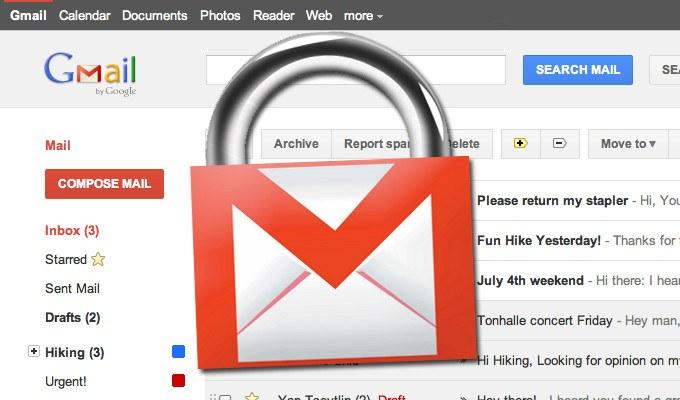 Захист Gmail