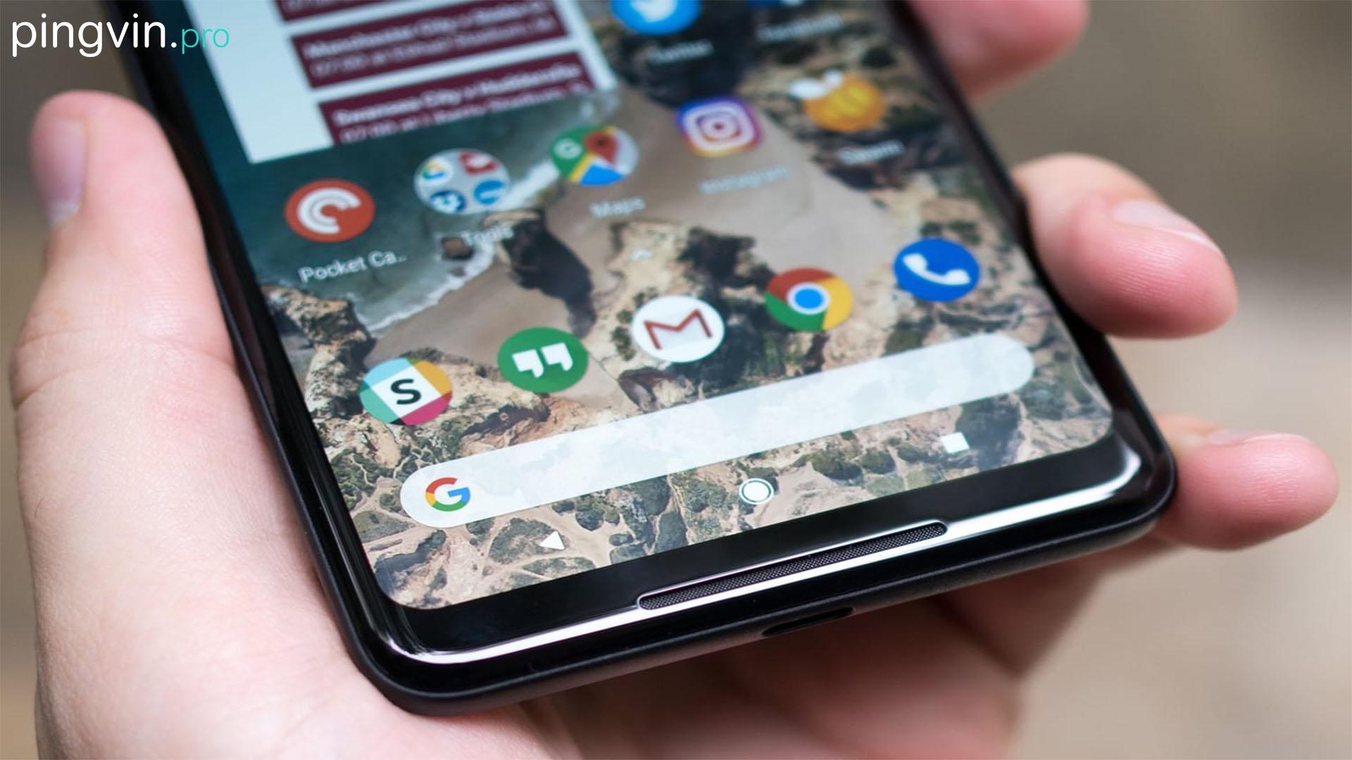 Google не додаватиме функцію прокрутки скрінів у Android