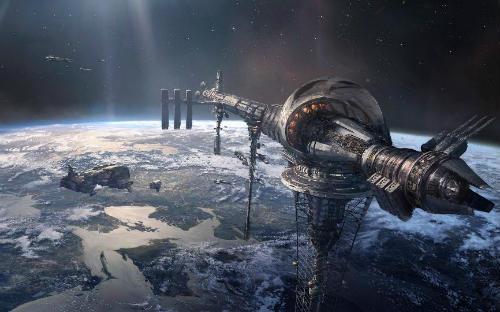 Космічний ліфт