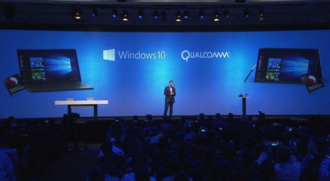 Microsoft і Qualcomm