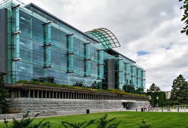 Університет Британської Колумбії