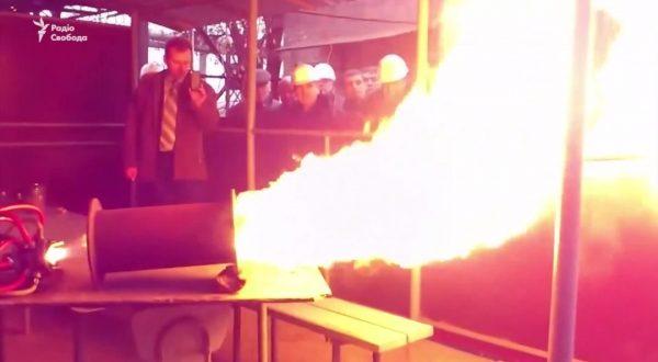 Опалення за допомогою водовугілля