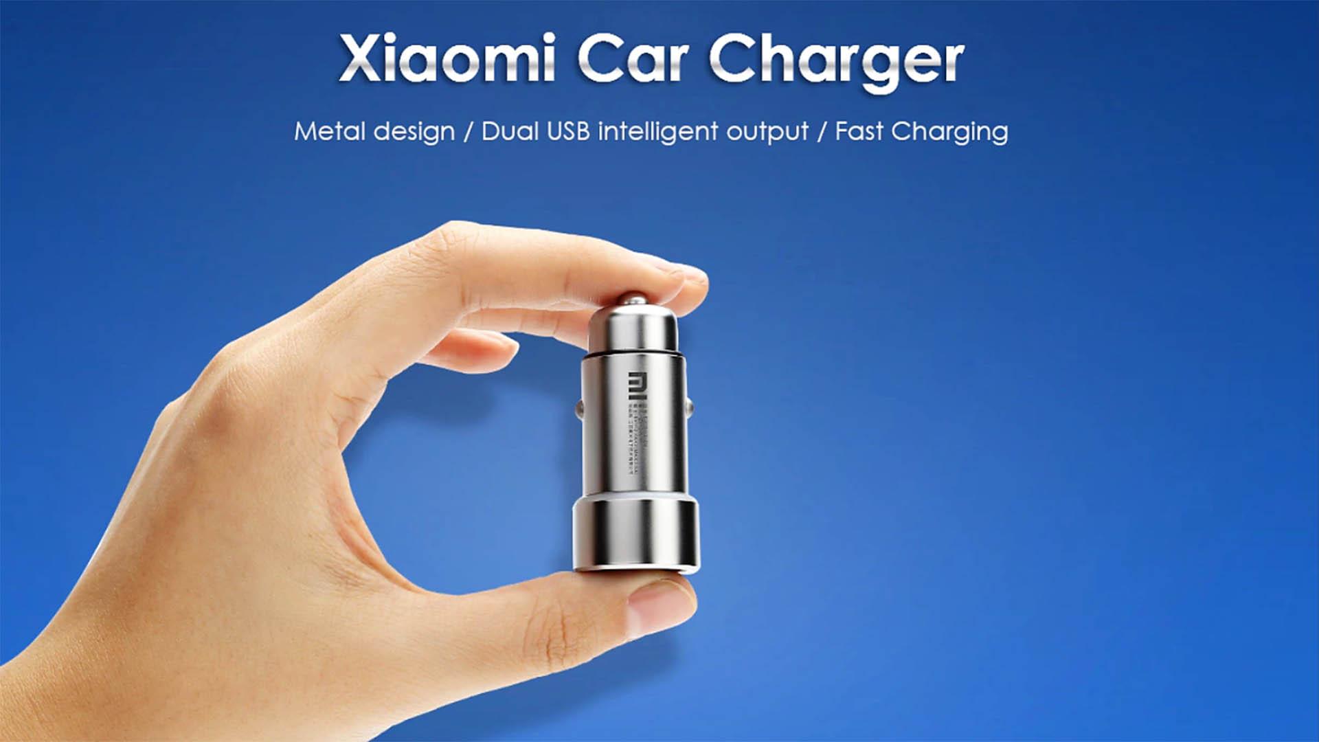 Xiaomi Fast Charging Car