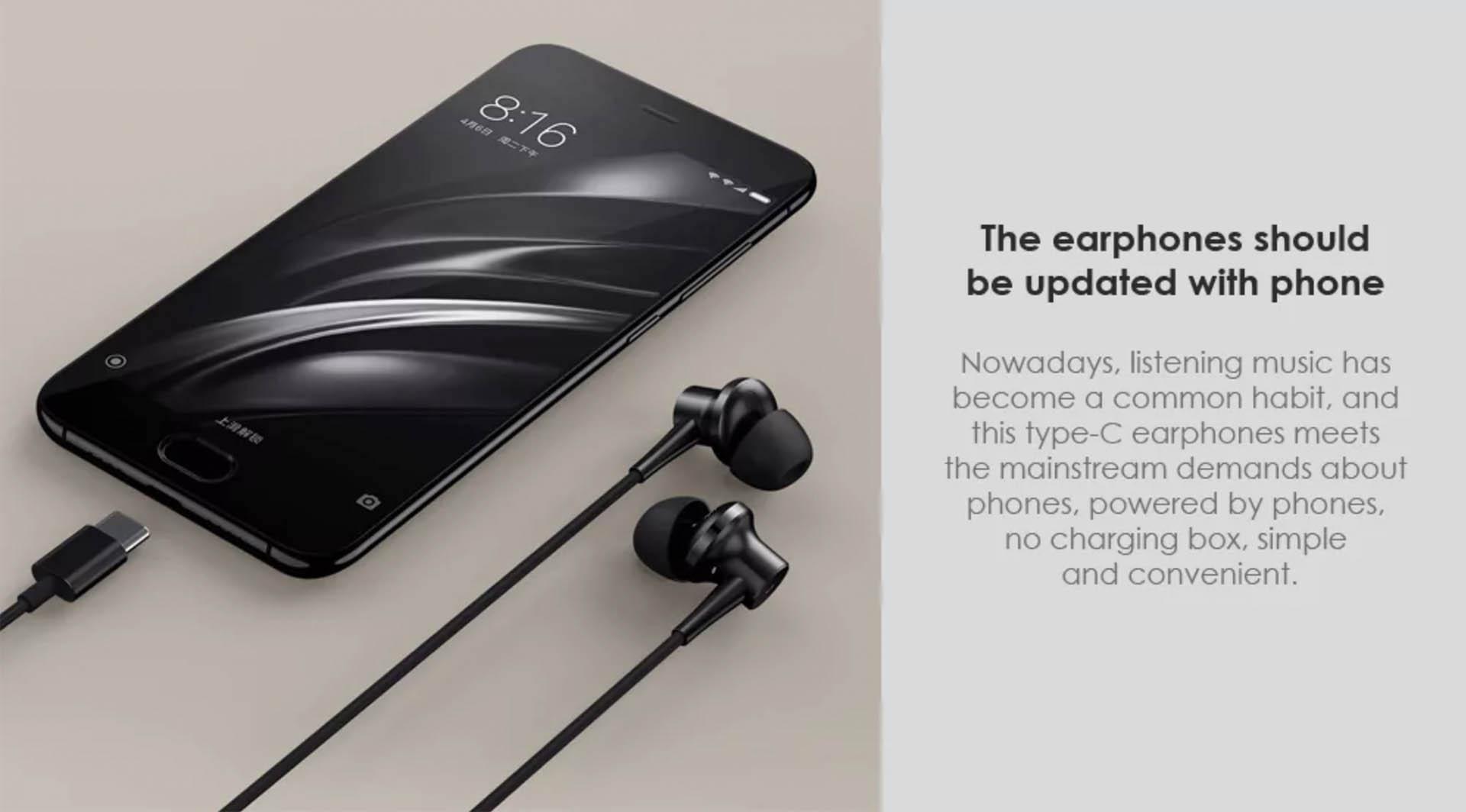 Навушники від компанії Xiaomi