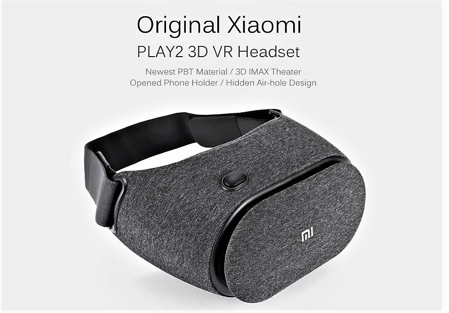 Xiaomi PLAY2 3D VR - GearBest
