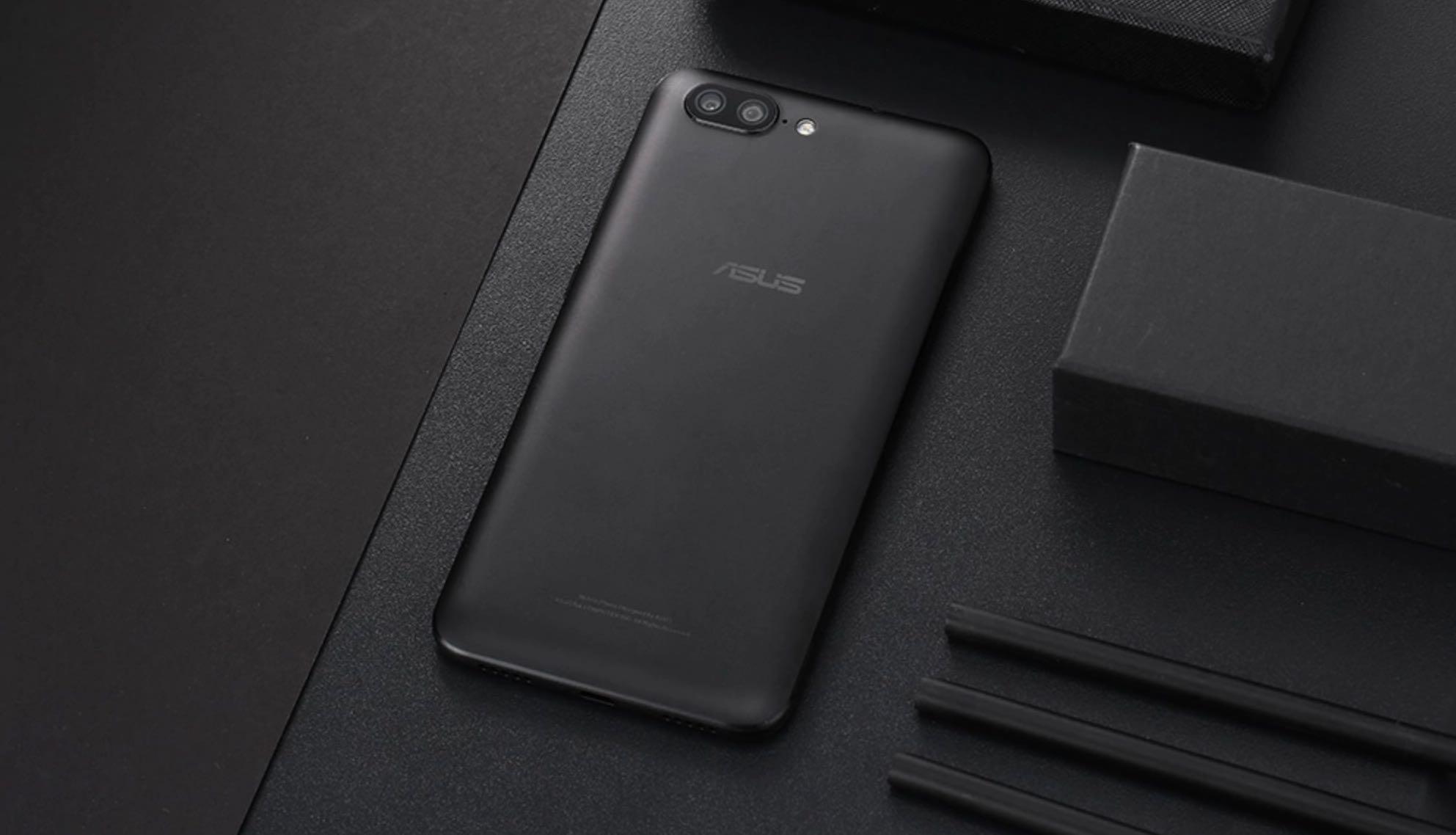 GearBest: Asus Zenfone 4 Max Plus