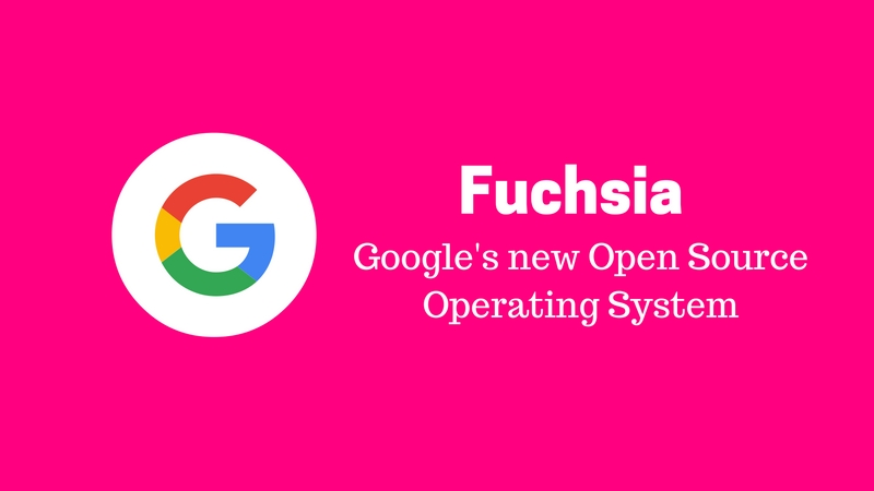 Fuchsia OS від Google не вийде цього року