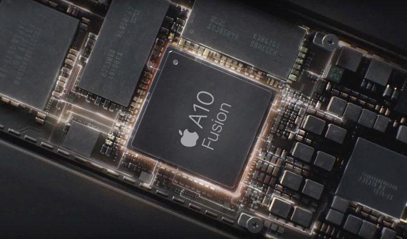 Процесор A10 Fusion