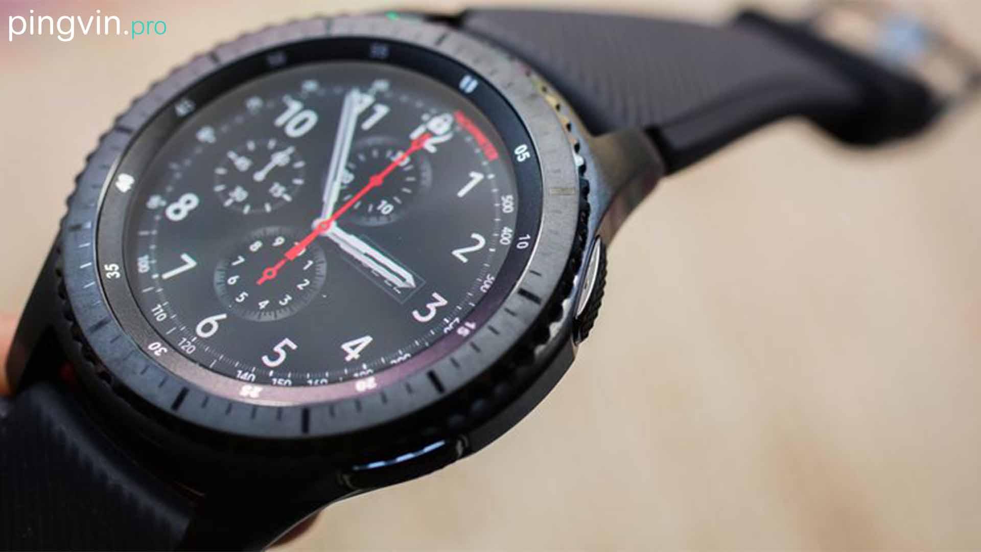 One UI став доступний для Galaxy Watch, Gear Sport та Gear S3
