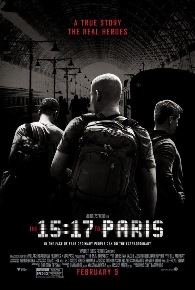 «15:17 до Парижа»