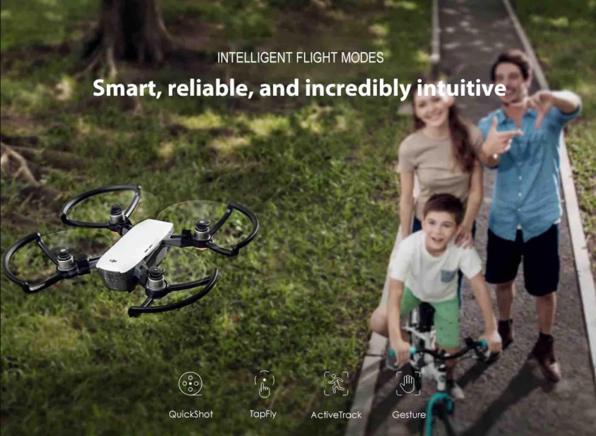GearBest: DJI Spark Mini RC Selfie Drone