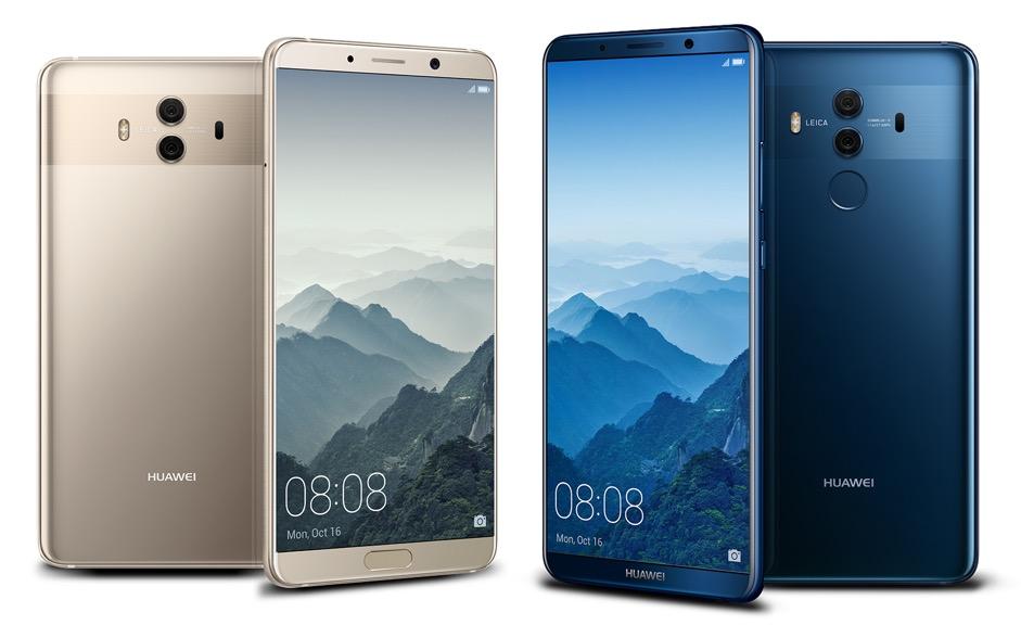 Huawei Mate 10 / Huawei Mate 10 Pro