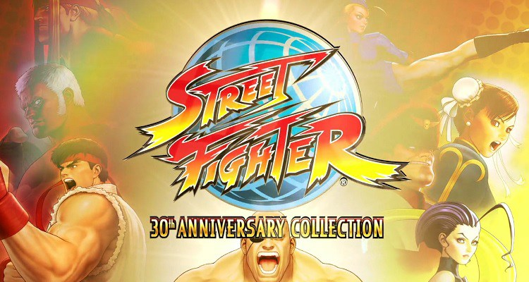Street Fighter Capcom