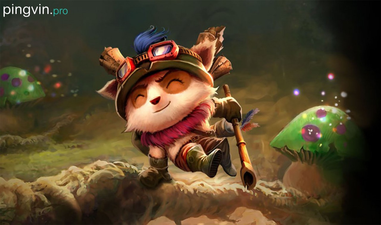 Teemo Riot
