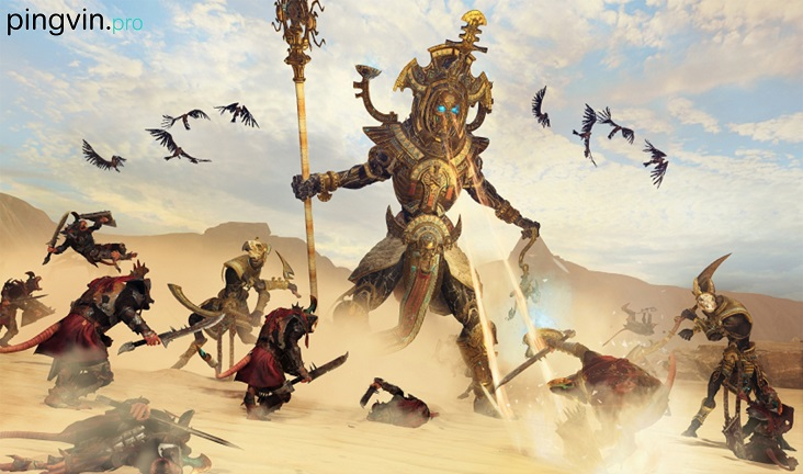Total War WARHAMMER 2 Rise of the Tomb Kings