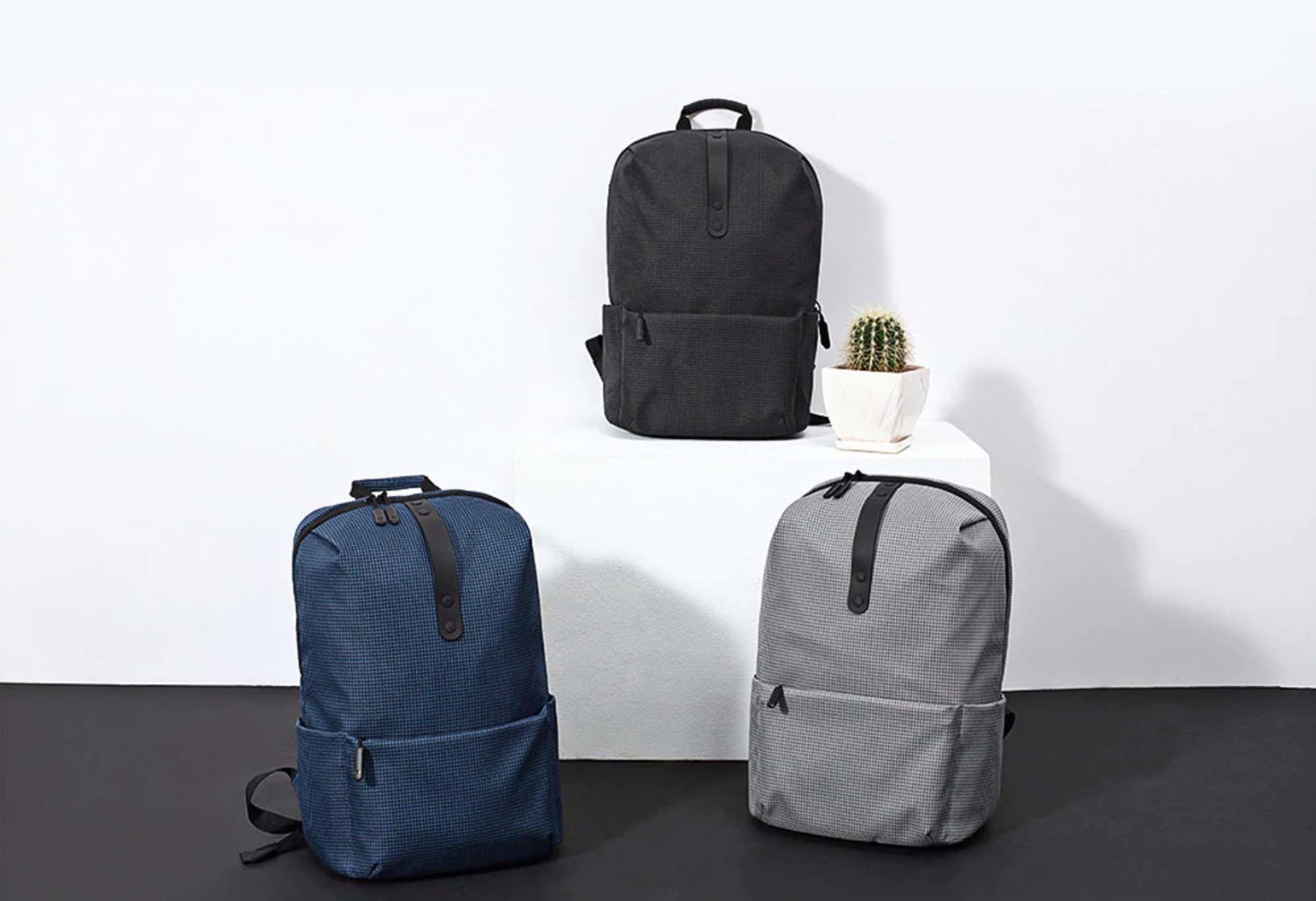 GearBest: Xiaomi 20L Leisure Backpack