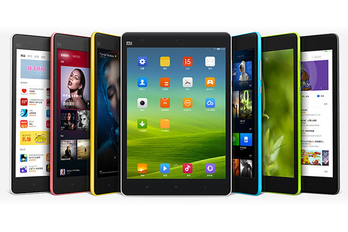 iPad Xiaomi